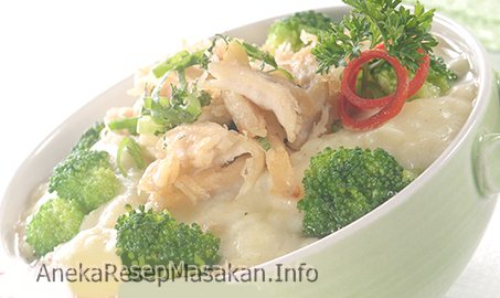 Bubur-Kentang-Ayam-Brokoli